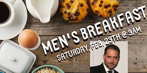 ALCC's Men's Breakfast