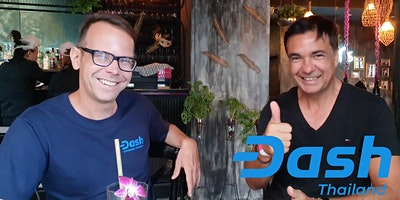 Dash Thailand social crypto night to start an evol