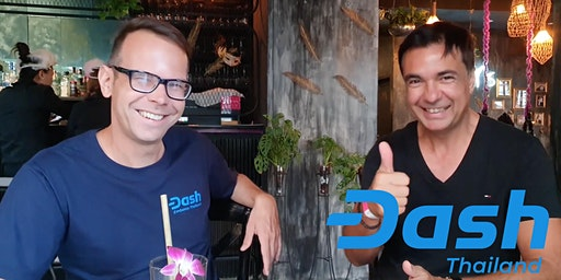 Dash Thailand social crypto night to start an evolutionary 2020
