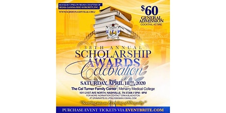 38th Annual Scholarship Celebration-Soaring into a tickets