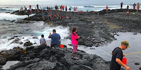 ʻO Kaʻu Kakouʻs 12th Annual Keiki Fishing Tournament tickets