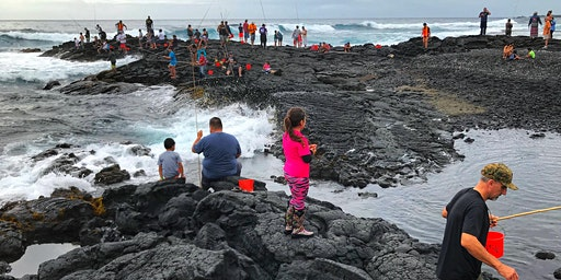 ʻO Kaʻu Kakouʻs 12th Annual Keiki Fishing Tournament