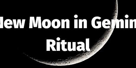 New Moon in Gemini Ritual tickets