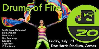 Drums of Fire 2020 - Portland's Premiere DCI Event