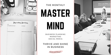 The Monthly MASTERMIND tickets