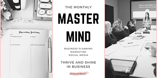 The Monthly MASTERMIND