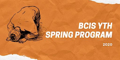 BCIS YTH Spring Program 2020