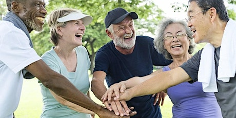 Seniors Get Active Day tickets