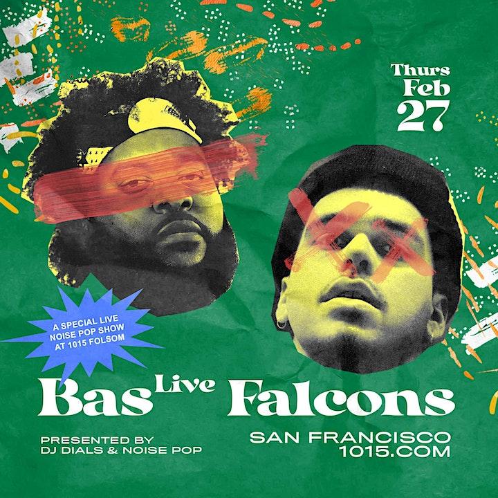 BAS (live) + Falcons at 1015 Folsom image