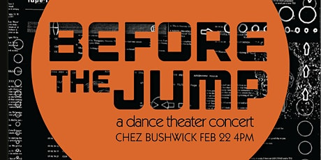 BEFORE THE JUMP tickets