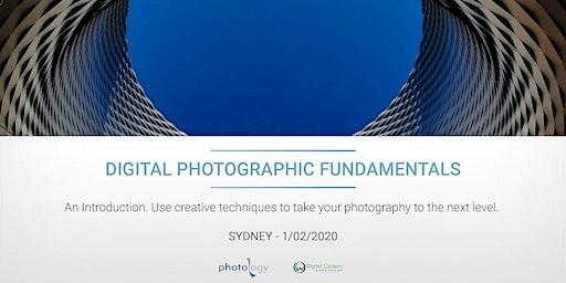 Digital Photographic Fundamentals - 01/02/2020 - Sydney
