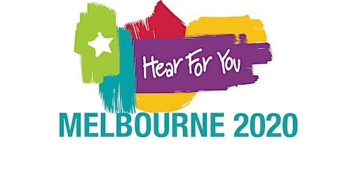Hear For You Victoria Life Goals & Skills Blast - Melbourne 2020