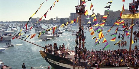 Downtown Gasparilla Pregame Brunch & After Parties!! tickets