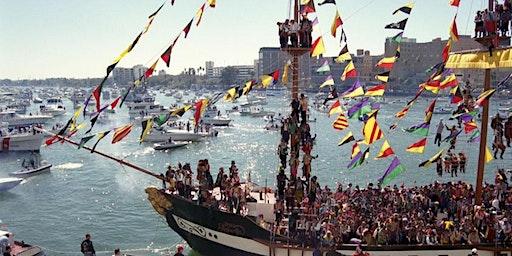 Downtown Gasparilla Pregame Brunch & After Parties!!