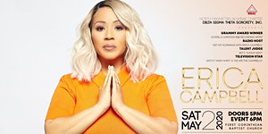 NMACDST Presents ERICA CAMPBELL