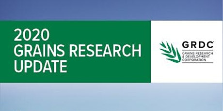 GRDC Grains Research Update - Kwinana East Zone (MADFIG host Grower Group) tickets