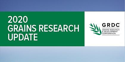 GRDC Grains Research Update - Geraldton Zone (YFIG host Grower Group)