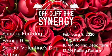 Sunday Fun-day Family Ride | Special Valentine's Day Edition tickets