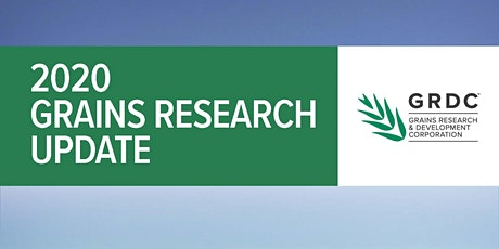 GRDC Grains Research Update - Albany Zone tickets