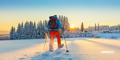 HH613 Sunset Snowshoe Hike tickets