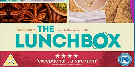 Free Movie (incl Popcorn & A Drink) - The Lunchbox tickets