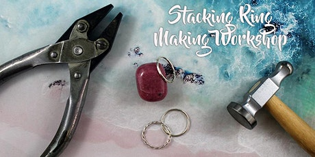 Stacking Ring Making Workshop tickets