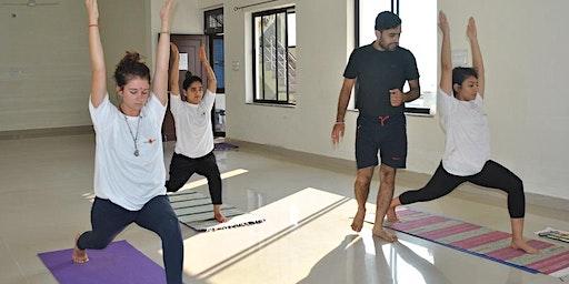 50 Hrs Yoga Training & Certification (Rishikesh)
