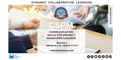 Communication Skills for Project Managers/Leaders