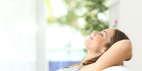 Free Hypnosis Meditation and Relaxation lunchtime group session. tickets