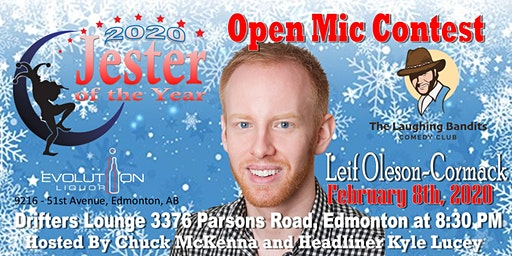 """No Snowflakes Allowed"" Comedy Starring Kyle Lucey with Leif Oleson-Cormack"