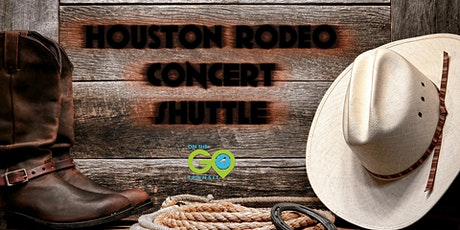Jon Pardi Concert Houston Rodeo Private Shuttle tickets