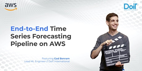 End to End Time Series Forecasting Pipeline on AWS tickets