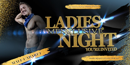 MenXclusive You're Invited - Melbourne 2 MAY