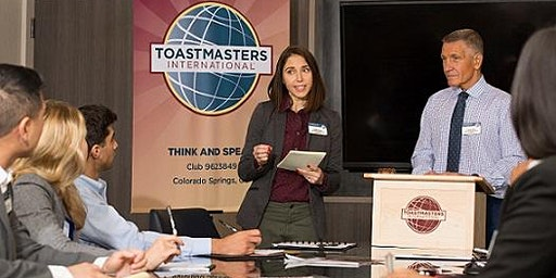 Downtown Toastmasters Open House