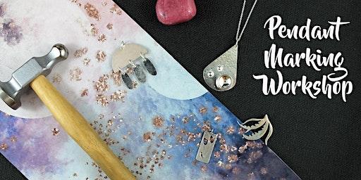 Silver Pendant Making Workshop