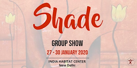 Shade - Group Art Exhibition tickets