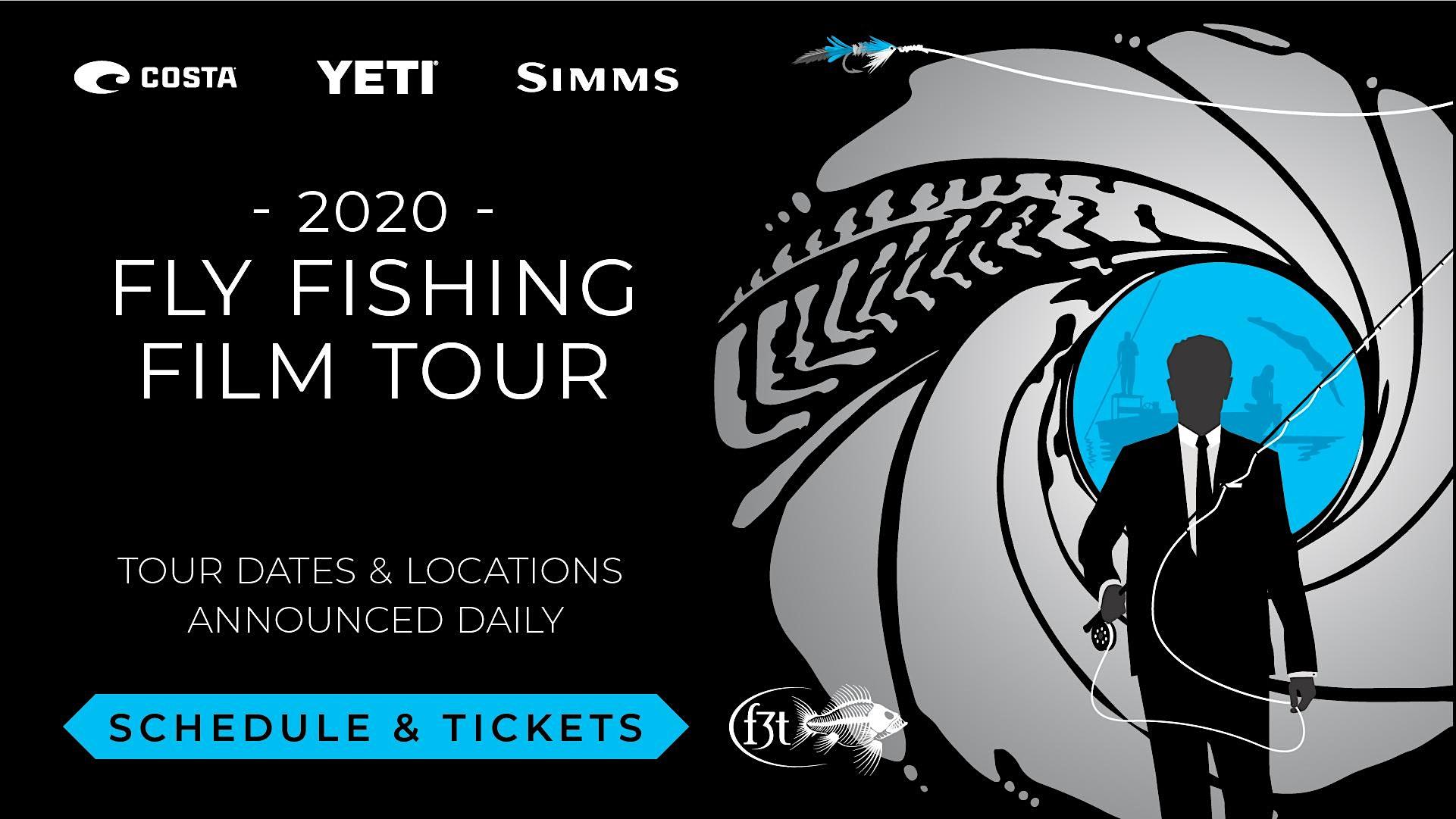 Fly Fishing Film Tour 2020