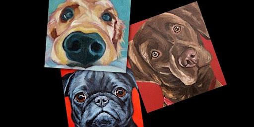SOLD OUT Paint Your Pet! Glen Burnie, Champs with Artist Katie Detrich!