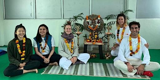 100 Hours Yoga Training and Certification (Rishikesh)