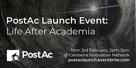 PostAc Launch Event: Life After Academia tickets