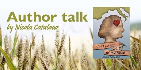 Author talk by Nicola Catalano tickets