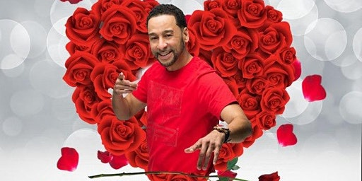 Valentine's Love & Laughter Comedy Show