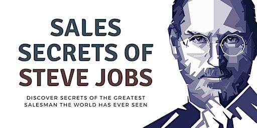 THE SALES SECRETS OF STEVE JOBS