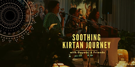 Soothing Kirtan Journey tickets