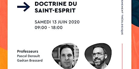 #Transmettre Pneumatologie avec Pascal Denault et Gaétan Brassard billets