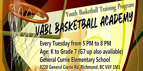 VABL Basketball Academy Richmond 2020 tickets