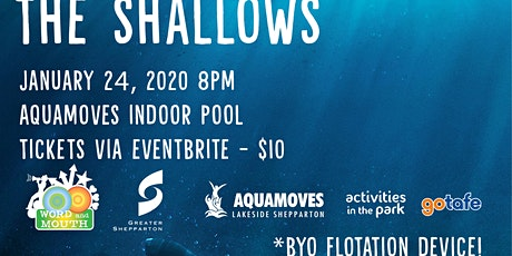 Dive-In Movie - The Shallows! tickets