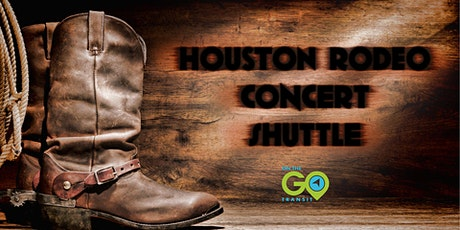 Gwen Stefani Concert Houston Rodeo Private Shuttle tickets