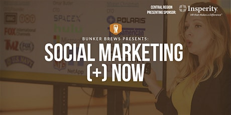 Bunker Brews Louisville: Social Marketing (+) Now tickets