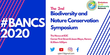 2nd Biodiversity and Nature Conservation Symposium (#BANCS2020) tickets